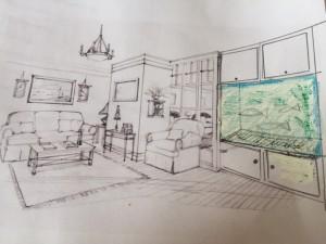 diseño de aquarios